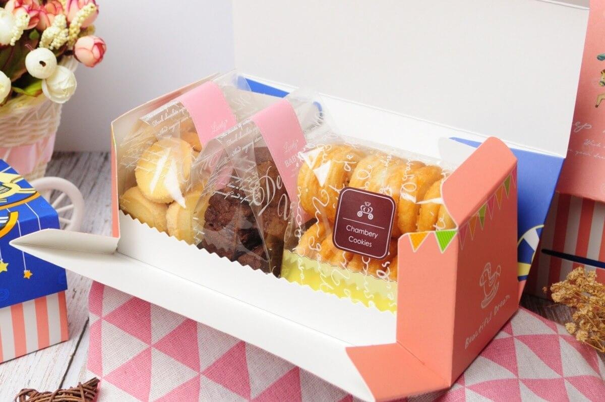 粉紅花園彌月禮盒