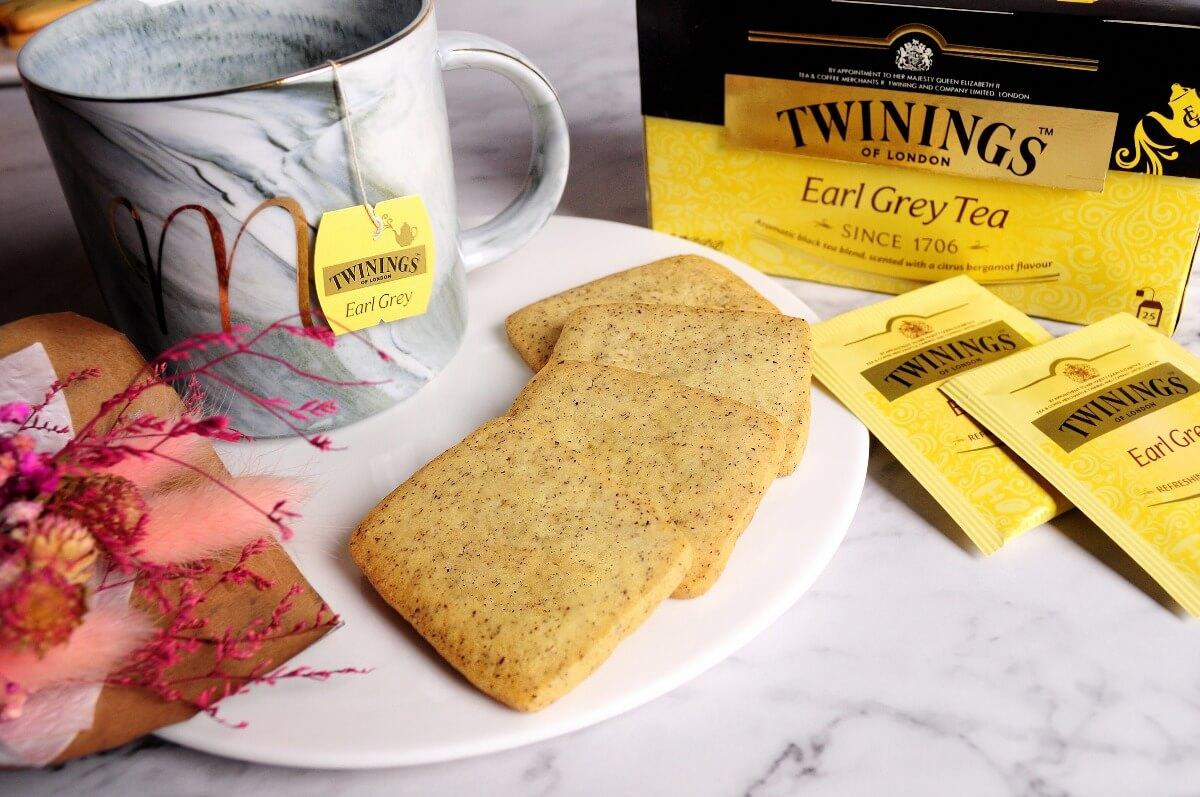 唐寧 伯爵茶 手工餅乾