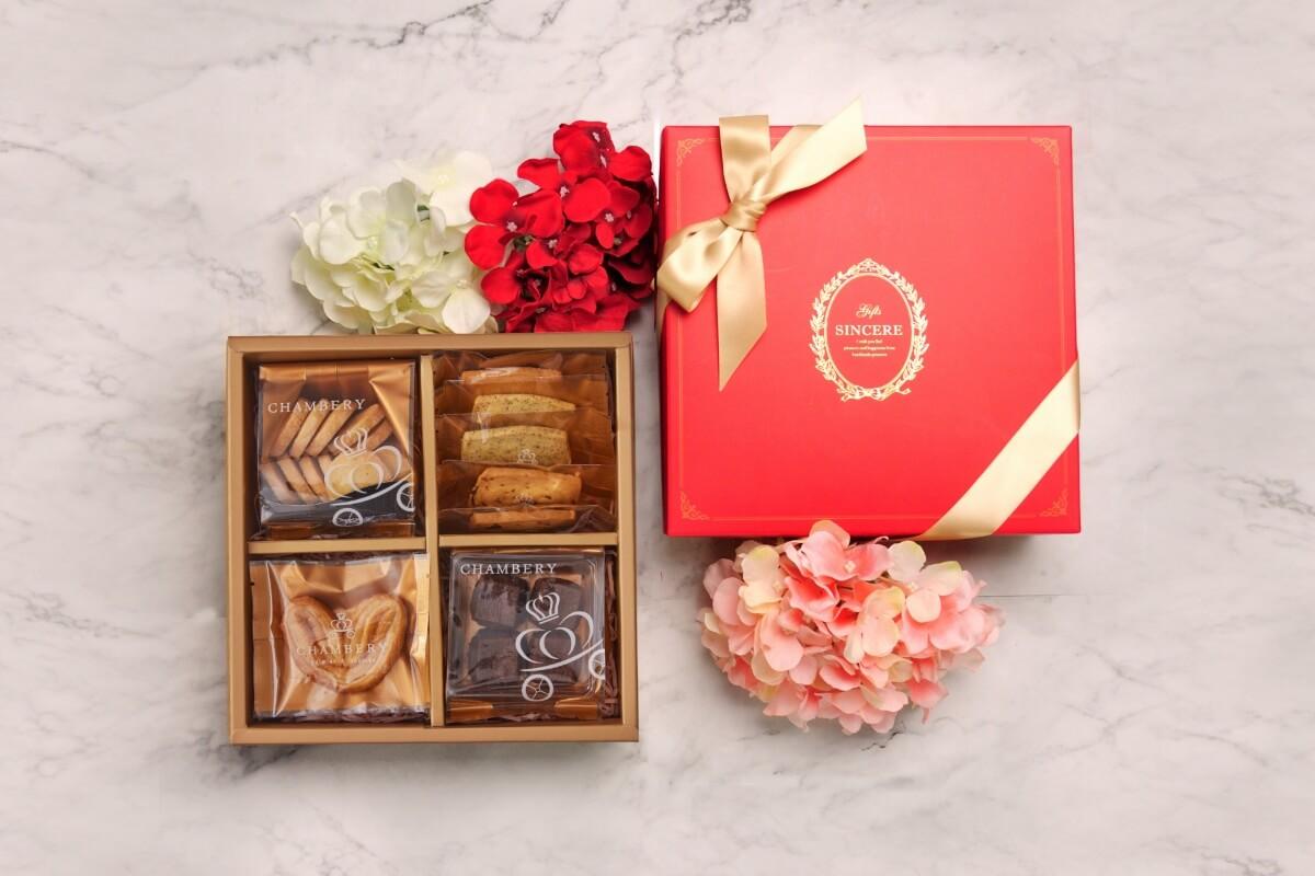 香貝里凡爾賽之戀喜餅禮盒