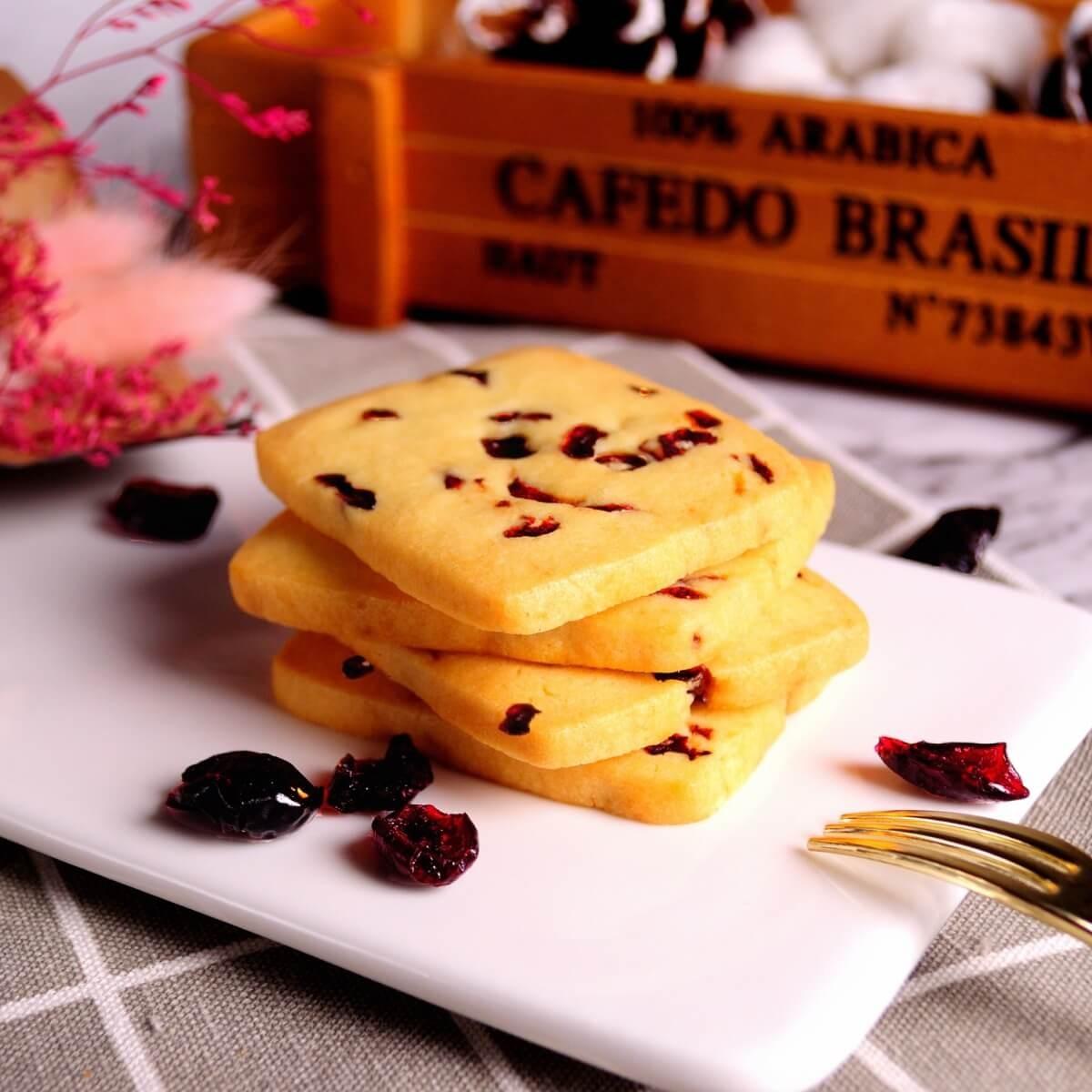 【香貝里】綜合餅乾2入隨手包/蔓越莓/伯爵茶/帕瑪森起司餅乾