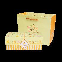 【香貝里手工餅乾】童趣森林彌月禮盒 / 綜合手工餅乾禮盒 / 餐盒 / 伴手禮 / 附提袋